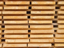 Lumber yard Royalty Free Stock Photography