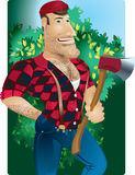 Lumberack Royalty Free Stock Image