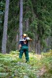 Lumberjack стоковая фотография