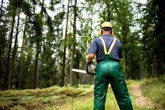 Lumberjack Royalty Free Stock Photos