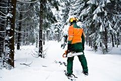Lumberjack Royalty Free Stock Image