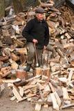 Lumberjack Royalty Free Stock Photography