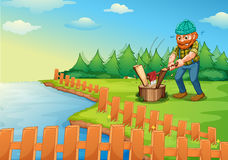 Lumberjack Royalty Free Stock Photo