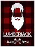 lumberjack Foto de archivo