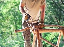 Lumberjack Royalty Free Stock Photo
