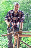 Lumberjack Royalty Free Stock Image