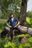 lumberman Стоковое Изображение