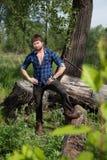 lumberman Стоковое Фото