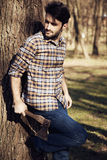 Lumberman Stock Photography