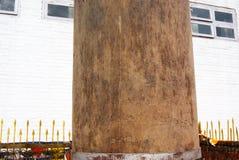 Lumbini Vana es patrimonio cultural del mundo Fotos de archivo libres de regalías