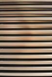 Lumbrera de acero con diseño ligero imágenes de archivo libres de regalías