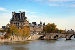 Lumbrera en París Fotos de archivo