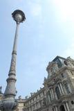Lumbrera en París imagen de archivo
