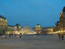 Lumbrera París imagen de archivo