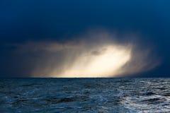 Lumen in the cloud Stock Image