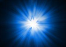 Lumière éclatée - XL Image libre de droits