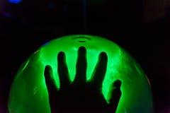 Lumière électrique Photos libres de droits
