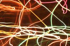 Lumière abstraite Image libre de droits