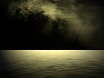 Lumière argentée Photographie stock libre de droits