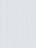 Lumière blanche en aluminium balayée en métal, texture de flocon sans couture Vec Images stock