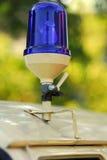 Lumière bleue 2 de sauvetage Photo stock