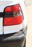 Lumière cassée de voiture Photographie stock
