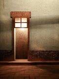 Lumière chinoise de plancher image stock