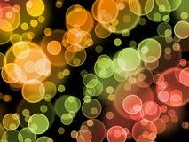 lumière colorée de fond abstrait illustration libre de droits