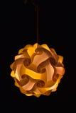 Lumière décorative Photo libre de droits
