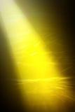Lumière d'or Photos libres de droits