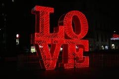 lumière d'amour Photo libre de droits