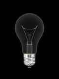 lumière d'ampoule Photo stock