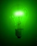 lumière d'ampoule Photos libres de droits