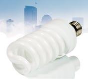 lumière d'ampoule Photos stock