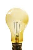 lumière d'ampoules Photographie stock