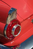 Lumière d'arrière de Thunderbird Photos stock