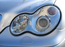 Lumière d'automobile Images libres de droits