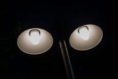 Lumière dans l'obscurité Photographie stock