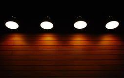 Lumière dans la densité Photo stock