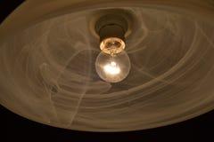 Lumière dans la nuit Images stock