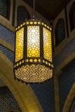 Lumière dans le style persan Photo stock