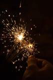 Lumière de Bengale Photographie stock libre de droits