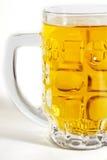 lumière de bière Photo stock