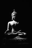 Lumière de Bouddha Photographie stock libre de droits