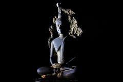 Lumière de Bouddha Photos stock