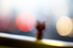 Lumière de couleur de fond d'ours d'ombre images stock