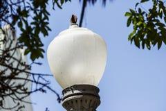 Lumière de courrier de vintage photo libre de droits
