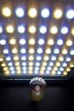 Lumière de DEL et de tungstène Photographie stock