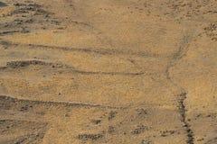 Lumière de fond de sable brun-rougeâtre photographie stock