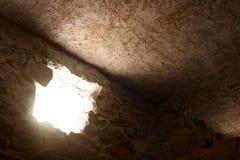 Lumière de guidage Photographie stock libre de droits